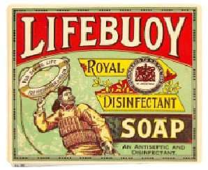 Lifebuoy Royal Disinfectant Soap